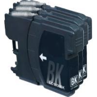 3 x Brother LC-133 Black Ink Cartridge LC-133BK
