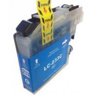 1 x Brother LC-233 Cyan Ink Cartridge LC-233C