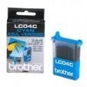 1 x Brother LC-04 Cyan Ink Cartridge LC-04C