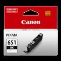 1 x Canon CLI-651BK Black Ink Cartridge