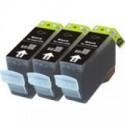 3 x Canon BCI-3eBK Black Ink Cartridge