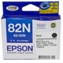 1 x Epson T1121 82N Black Ink Cartridge