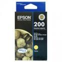1 x Epson 200 Yellow Ink Cartridge Standard Yield