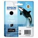 1 x Epson T7601 760 Photo Black Ink Cartridge