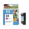 1 x HP 44 Magenta Ink Cartridge 51644MA