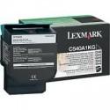 1 x Lexmark C540 C543 C544 C546 X543 X544 X546 X548 Black Toner Cartridge Return Program