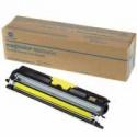 1 x Konica Minolta Magicolour 1600 1650 1690 Yellow Toner Cartridge A0V306K