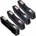 1 x Lanier SPC232 SPC242 SPC312 SPC320 Black Toner Cartridge 406483
