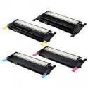 1 x Samsung CLP-300 CLX-2160 CLX-3160 Black Toner Cartridge CLP-K300A