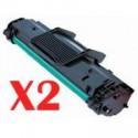1 x Samsung ML-1650 ML-1651 Toner Cartridge ML-1650D8